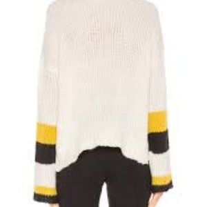 Lovers + Friends Sweaters - Lovers and Friends Cisco sweater cream S